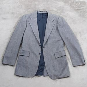Yves Saint Laurent Mens Blazer Sport Coat Vtg 70's